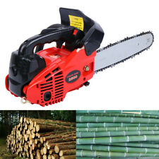 25.4CC Petrol Top Handle Chainsaw GR2500 Gasoline Recoil Chain Saw Wood/Bamboo