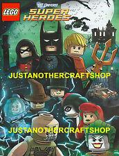 Lego Batman Arkham Asylum Large Size Poster Shop Display Sign Advert Leaflet
