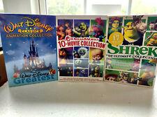 Walt Disney 24 Classics Movie Collection + Shrek + Dreamworks