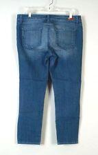 PAIGE DENIM $209 : 31 : NEW ROXIE Cropped Skinny Jeans Stretch Capris