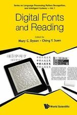 DIGITAL FONTS AND READING - DYSON, MARY C. (EDT)/ SUEN, CHING Y. (EDT) - NEW HAR