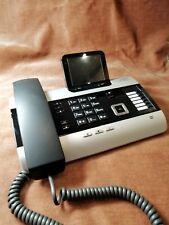 Siemens Gigaset DX800a mit AB > für VoIP und Festnetz- ISDN oder Analog-Leitung