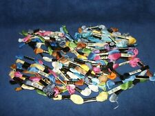Lot of 45+ Skeins of DMC Embroidery Floss