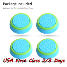 4X Controller Accessories Thumb Stick Grip Joystick Cap for PS3 PS4 XBOX ONE