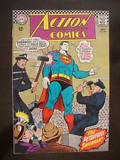 Action #352 G Petrified Superman