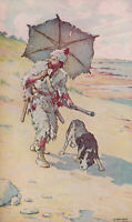 Robinson Crusoe 1937 Color Illustrations  Daniel Defoe
