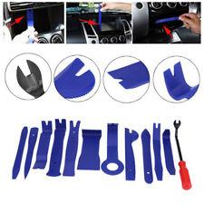 12Pcs Car Trim Door Panel Removal Molding Set Kit Pouch Pry Tool Interior