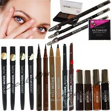 Technic Eyebrow Makeup Duo Highlighter Range Kit Pencil Boost Define Eye Sculpt