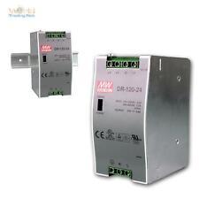 Netzteil / Transformator 24V DC max 120W für Hutschiene Schaltnetzteil Trafo EVG