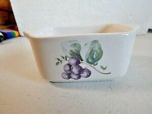 4 Inch Sizikato Simple White Porcelain Sugar Packet Holder Tea Bag Bowl