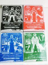 BANDAI Kaizoku Sentai GOKAIGER Ranger Key 4 set Limited Special product Japan