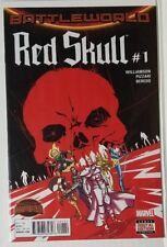 Red Skull #1 Secret Wars Battleworld Tie In Marvel Comics 2015