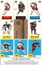 2012-13 OPC O-Pee-Chee Retro Columbus Blue Jackets Master Team Set (19)