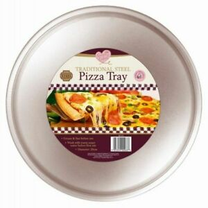 Pizza Tray Pizza Cutter 300mm Diameter Tray
