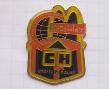 M / CH / CHARTERHOUSE  ..................Mc DONALD`s -Pin (136d)