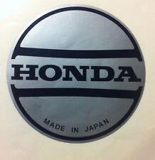 Honda ATC Recoil Decal 200 185 200S 200M Silver