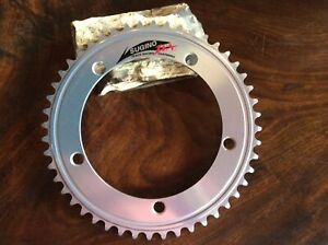 """Sugino ZEN Track Chainring - 48T - 1/8"""" - NJS - in Excellent Used Condition"""