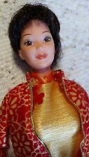 Muñeca Barbie Oriental 1980 DOTW Hong Kong chino China Kira Marina Miko Vintage