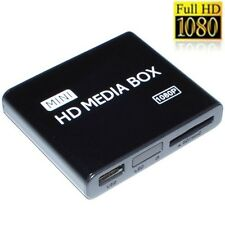 Mini Full HD 1080P USB Media Player Blu-ray Player With HDMI/AV/SD/MMC MKV AVI