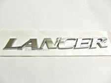 For Mitsubishi Lancer emblem sticker badge GRS EVO ES RS Eclipse Galant New