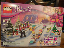 LEGO Friends Advent Calendar 41326 NEW IN BOX 217 PCS