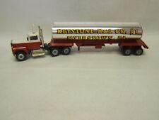 Winross Keystone Hook & Ladder Fire Co. Tanker Myerstown Lebanon Co PA 1989