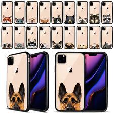 For Apple iPhone 11 Pro 5.8 2019 Animal Design Hybrid Back Case Tpu Bumper Cover