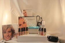 Luminess Air Airbrush Makeup Legend Aqua System&Pink Tip No Drip Stylus 7pc Tan