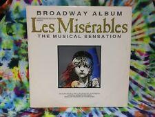 Alain Boublil & Claude-Michel Schönberg Les Misérables Original 2 LP GHS 24151 !