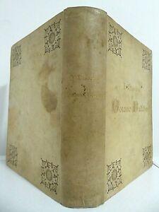 Rarissima 1a ediz. in pergamena dedicata al Buddha_I discorsi di Gotamo Buddho