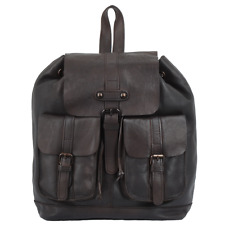 Ashwood Vintage Wash Leather Rucksack Brown : 7990