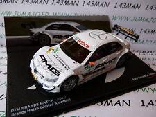 1/43 IXO Altaya Passion vitesse GT : AMG Mercedes c-KLASSE Brands Hatch 2010
