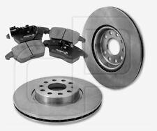 2 Bremsscheiben + 4 Bremsbeläge VW Golf VI Variant vorne | Vorderachse  312 mm