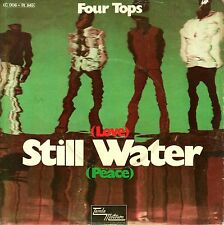 """7"""" Four Tops – Still Water (Love / Peace) // Germany 1970"""