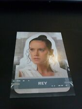 Star Wars The Rise Of Skywalker Character Sticker Card CS-1 REY