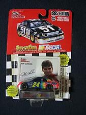 Racing Champions #24 Jeff Gordon NASCAR 1995 Edition Collector Card and Display