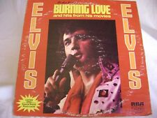 "ELVIS PRESLEY, LP, ""BURNING LOVE"", RCA CAMDEN CAS-2595, VOLUME 2"
