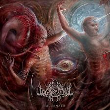 "LOGIC OF DENIAL ""Aftermath"" death metal CD"