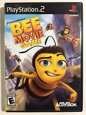 Bee Movie Game Dreamworks Sony PlayStation 2 PS2 Video Game