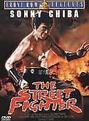 The Street Fighter-Sony Chiba- Dvd