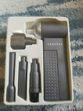 2 Techvac Computer Cleaner Keyboard Vacuum Cleaning w/ Attachments Never Used