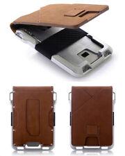 Tactical RFID  Anti-theft Slim Bifold Wallet Aluminum Credit Card Holder for Men