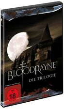 BLOODRAYNE 1 2 3 DAMPIR Box Vampire TRILOGY Bloodrain DVD Box Collection NEW