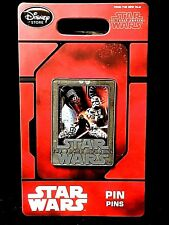 Rare Disney Store Force Friday 2015 The Force Awakens Star Wars Pin George Lucas