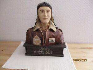 Büste/Statue **Pilot** von Knockout