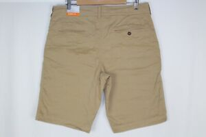 American Eagle Extreme Flex Longer Length Khaki Shorts Chino