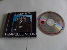 TELEVISION - Marquee Moon (CD) Germany Pressing
