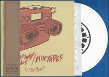 "Mixtapes/Broadway Calls ""Vision Quest"" 7"" OOP Title Fight Tigers Jaw Nofx"