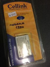Motorola C350,C380,C550,C650,V220 Li-ION Battery BAT2593. Brand New in packaging