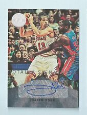 JOAKIM NOAH 2013/13 TOTALLY CERTIFIED TOTALLY SIGNATURES AUTOGRAPH AUTO /49